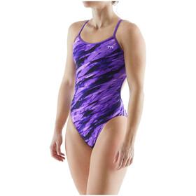 TYR Vitric Trinityfit Swimsuit Women, viola